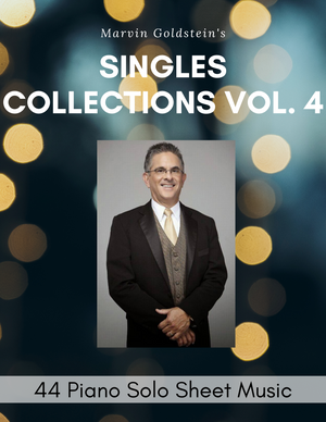 Singles Collections Vol. 4 - Marvin Goldstein Album