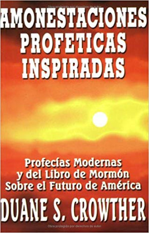 Amonestaciones Profeticas (Spanish)