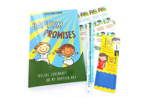 Baptism Promises - Gift Pack - Boy
