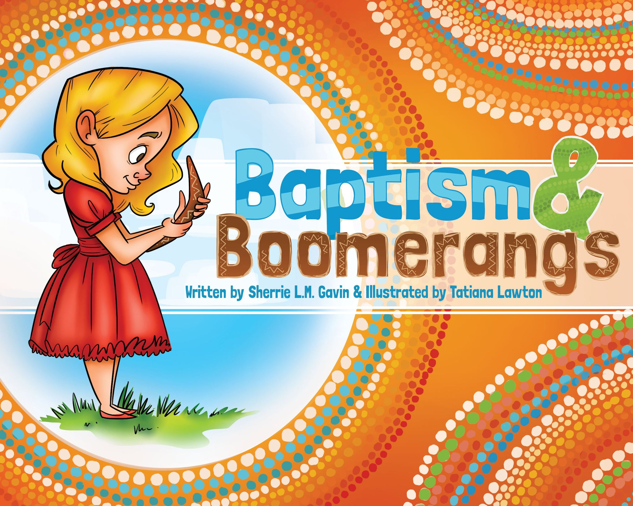 Baptism and Boomerangs - Paperback