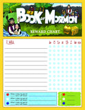 Book of Mormon Reward Chart & Stickers