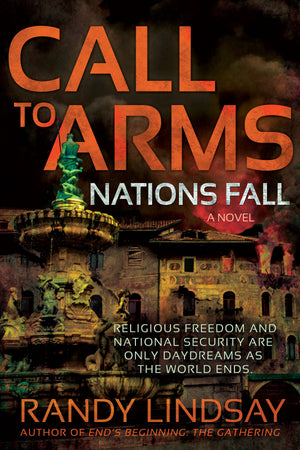 Call to Arms: Nations Fall - Paperback