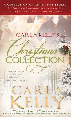Carla Kelly's Christmas Collection - Paperback