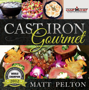 Cast Iron Gourmet, The - Hardcover