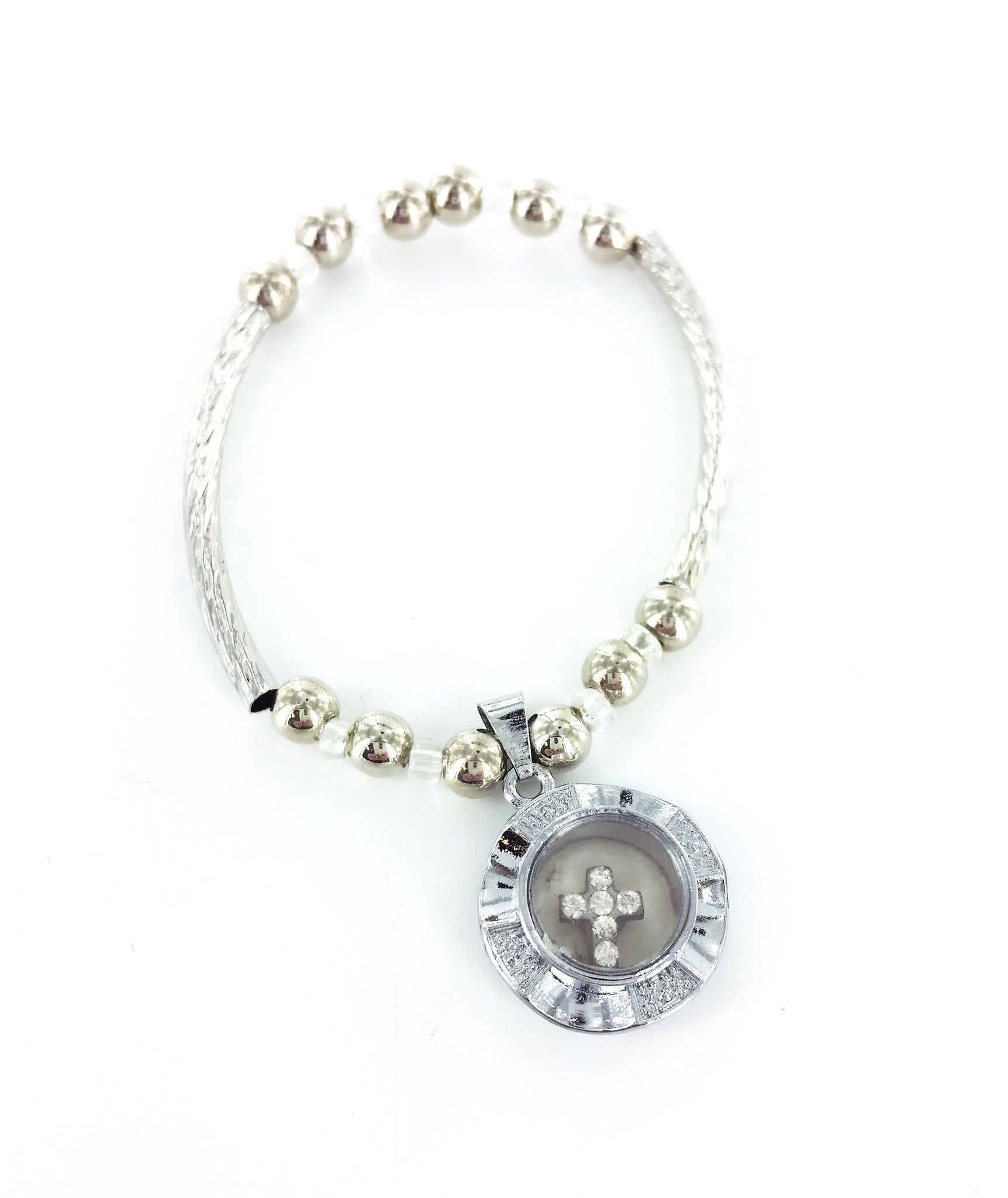 F143 Christ's Love Spinner Bracelet
