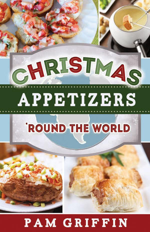 Christmas Appetizers 'Round the World - Pamphlet