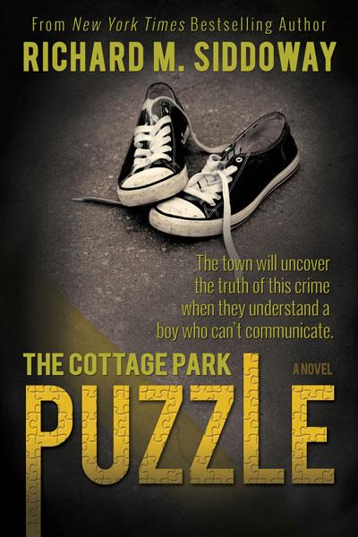 Cottage Park Puzzle, The - Paperback