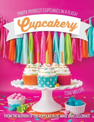Cupcakery: Party-Perfect Cupcakes in a Flash - Paperback