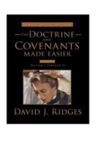 Doctrine and Covenants Made Easier - Volume 1 - Family Deluxe Edition