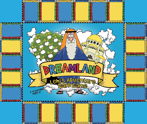 S213, 2M172 Dreamland: Lehi's Adventure Card Game