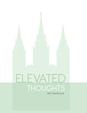 Elevated Thoughts Mini Notebook