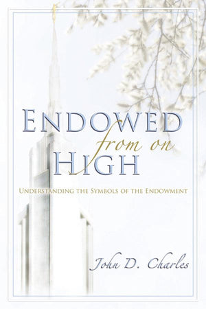 Endowed from on High - Audio - CD