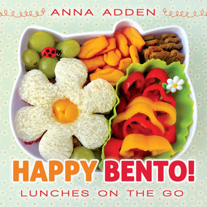Happy Bento!: Lunches on the Go - Paperback