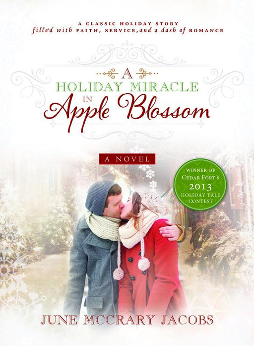 A Holiday Miracle Apple Blossom by June McCrary Jacobs - Paperback