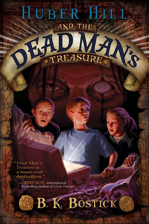 Huber Hill and the Dead Man's Treasure, Vol. 1 - Hardback