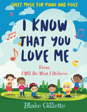 I Know That You Love Me - Sheet Music Download