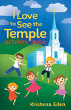 I Love to See the Temple - Pamphlet