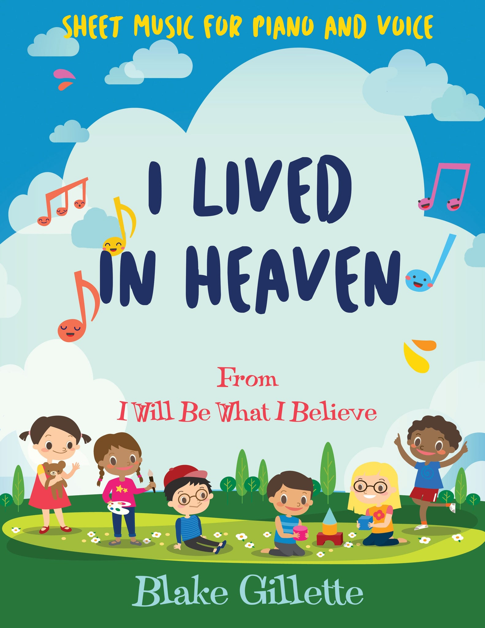 I Lived in Heaven - Sheet Music Download