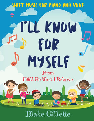I'll Know For Myself - Sheet Music Download