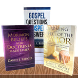 Learning About the Gospel with David Ridges (3-Book Bundle)