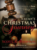 Jeremy's Christmas Journey - Hardcover Book / Music CD