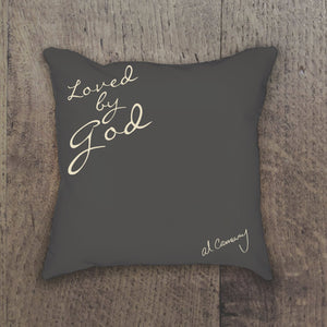 Al Carraway - Loved by God - Decor - Pillow