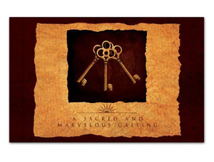 A Sacred & Marvelous Calling - Greeting Card