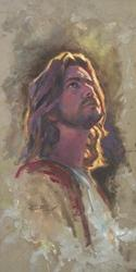 G654 The Messiah (8x16 print)