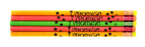 D831 Pencil - Baptism Promise (mood) (5pk)