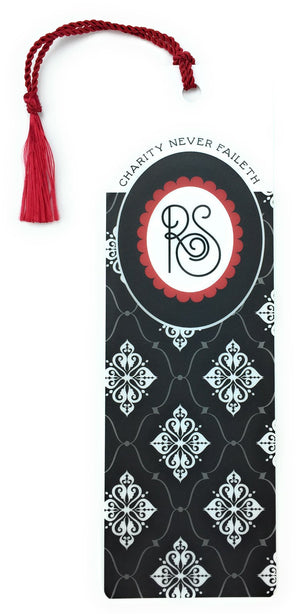 Relief Society - Bookmark - Elegant