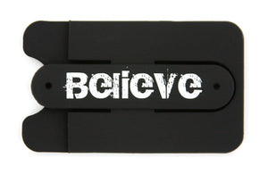 D253, D273 Believe Smart Wallet w/Phone Std (black)