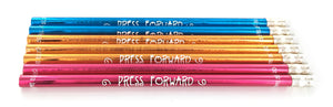 S&D Press Forward Pencils (7 pk)