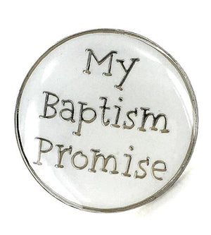 J433 Baptism My Promise to Jesus-Boy