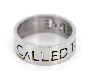 Called to Serve Ring (size 8)
