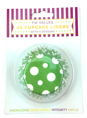 Cupcake Liner - Young Womens 1
