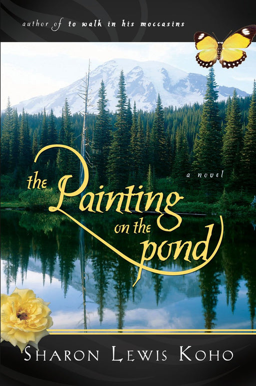 The Painting on the Pond - Paperback