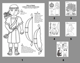 The Story of Nephi- Downloadable Activity PDF