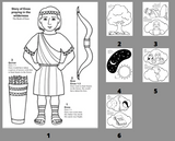 The Story of Enos- Downloadable Activity PDF