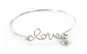 Love the Lord Bracelet - Silver