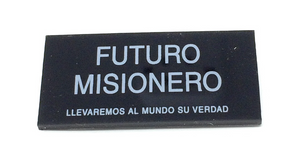 Future Missionary - Badge - Spanish