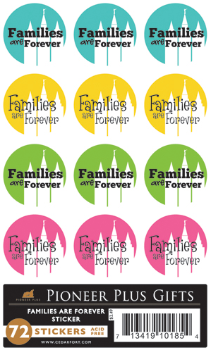 Families are Forever - Stickers