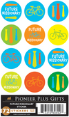 Future Missionary - Stickers
