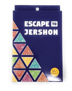 Escape to Jershon - Game
