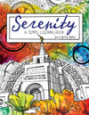 Serenity: A Temple Coloring Book