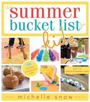 Summer Bucket List for Kids, The