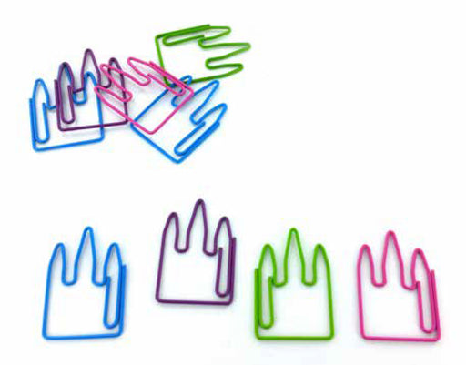 Temple Shaped Paperclips (20pk)