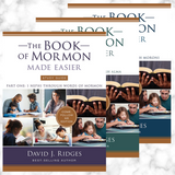 The Book of Mormon Made Easier Study Guide Parts 1, 2, and 3 : Come, Follow Me Edition