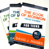 The Book of Mormon Made Easier for Teens - Full Set