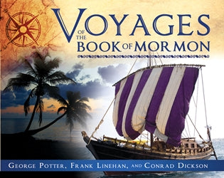 Voyages of the Book of Mormon - Hardcover