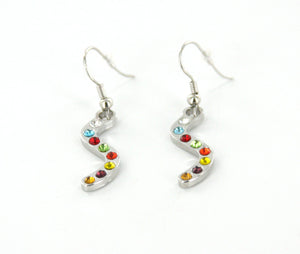 C125, C162 Young Women Journey Earrings